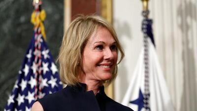 Senado aprueba a Kelly Knight Craft, una importante donante republicana, como embajadora ante la ONU