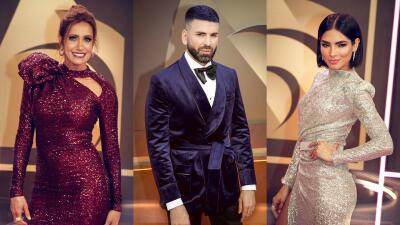Así se vio el talento Univision durante la alfombra magenta de Premio Lo Nuestro 2019