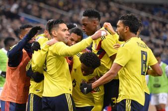 Invicto en juego: la Colombia de Pekerman tiene ocho partidos sin derrotas ante equipos europeos