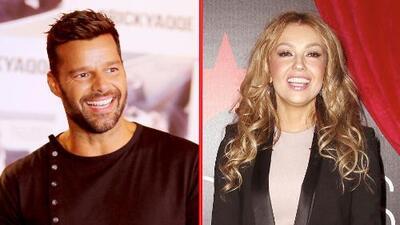 Quieren a Ricky Martin y a Thalía en una novela mexicana