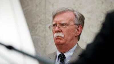 Trump dice que despidió a su asesor de Seguridad Nacional, pero Bolton asegura que dimitió