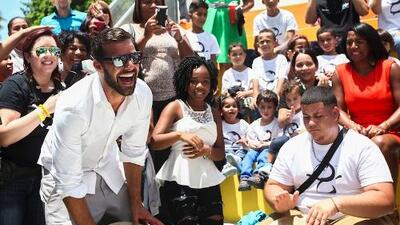 La Fundación Ricky Martin inaugura el Centro Tau en Puerto Rico