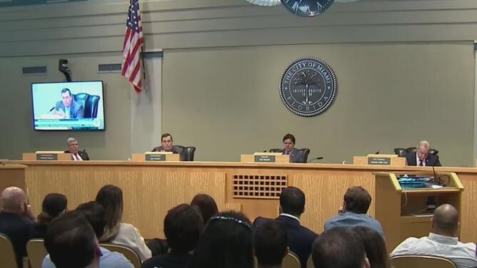 Comisión de Miami discute resolución sobre la renta de los terrenos para construcción de un estadio de fútbol
