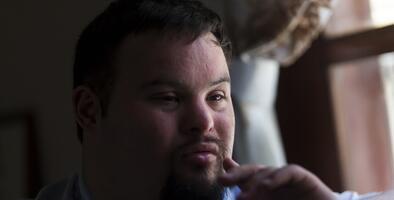 Bryan Russell, el peruano que aspira a convertirse en el primer congresista del mundo con síndrome de Down