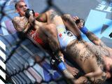 'El Gallito' Flores logró la victoria de Combate Américas en Monterrey