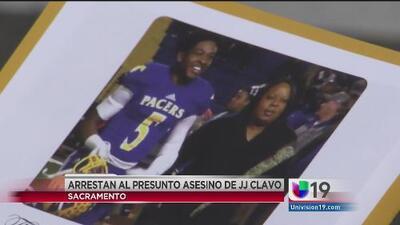 Detienen al sospechoso del homicidio de J.J. Clavo