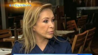 Fuertes declaraciones de Gabriela Sodi sobre Laura Zapata
