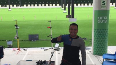 José Luis Sánchez se adjudica el bronce en tiro y además plaza olímpica