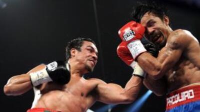 Juan Manuel Márquez vs. Manny Pacman Pacquiao en directo round por round