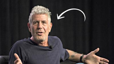 Anthony Bourdain, el chef que ama a los latinos