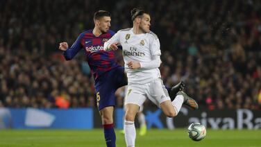 Real Madrid escucharía ofertas del LA Galaxy e Inter Miami por Gareth Bale