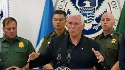 """Tough stuff"" on the border"