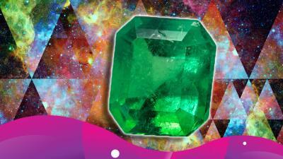 El poder esotérico de la esmeralda