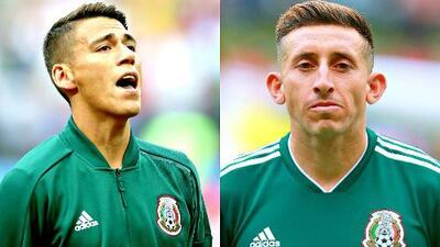 Todo o nada: Osorio jugaría con Moreno y Herrera ante Suecia, a pesar de estar amonestados
