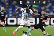 Inter ve cortada su racha de 11 victorias ante el Napoli