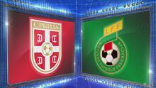 Serbia 4-1 Lituania - GOLES Y RESUMEN - Liga C - Grupo 4 - UEFA Nations League