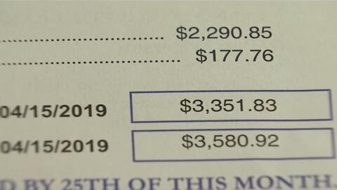 Familia en Harvey denuncia que la factura por el consumo del agua en su vivienda llegó por 3,500 dólares