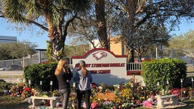 Así amanece la escuela  Marjory Stoneman Douglas un año después de la tragedia de Parkland