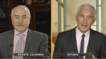 """""""Paz con narcotráfico no puede ser paz"""": el análisis de un expresidente de Colombia sobre el actual gobierno y ante las elecciones"""