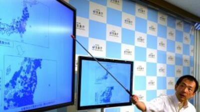 Terremoto en Japón provocó pequeño tsunami