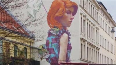 Ahora puedes disfrutar de un tour por los murales de Chicago con la iniciativa 'Corredor de Arte Wabash'