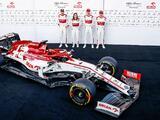 Alfa Romeo presenta su nuevo monoplaza de F1