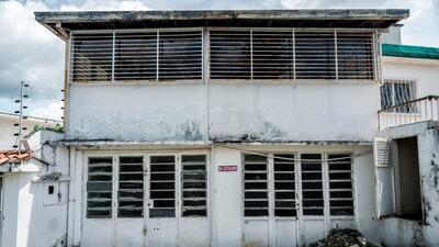 Las casas huérfanas de Caracas