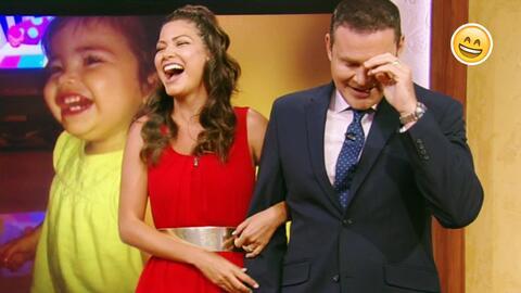 Ana Patricia quiere ganar el 'Oscar de los chistes' con estos que le contó a Alan
