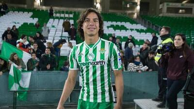 En Ajax se mostraron decepcionados con Diego Lainez por fichar con el Betis