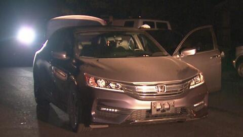 Autoridades arrestan a dos sospechosos de robo tras una persecución en el sur de Los Ángeles