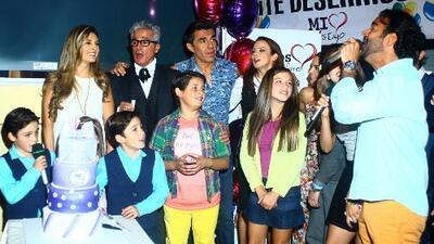 Silvia Navarro recibió la mejor noticia en el set de 'Mi Corazón es Tuyo'