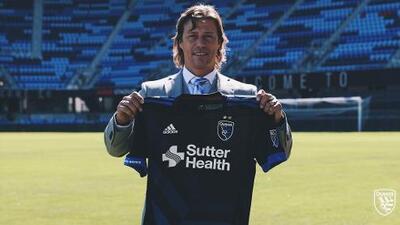 Comienza la 'era Almeyda' en la MLS: 'el Pelado' es el nuevo entrenador de San Jose Earthquakes
