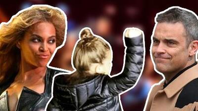 Este fue el tremendo desplante que la hija de Robbie Williams le hizo con Beyoncé