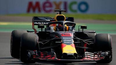 Daniel Ricciardo marca territorio en la pole del GP de México
