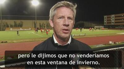 Director deportivo del PSV explicó por qué Luuk de Jong no fue vendido al América