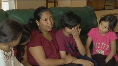 El desesperado caso de una madre de niños con discapacidad que enfrenta riesgo de deportación junto a su esposo