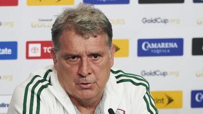 """Martino molesto reconoció: """"No estoy contento con el partido, jugamos para terminar 4-1 o 5-1"""""""