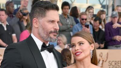 Derrochando amor: Sofía Vergara y Joe Manganiello se robaron las miradas en un importante evento de cine