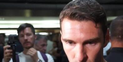 Mauro Boselli ya está en Brasil para fichar con el Corinthians
