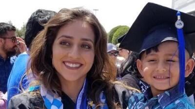 """""""Tenía un futuro brillante"""": una joven maestra muere asesinada y deja un huérfano de 5 años"""