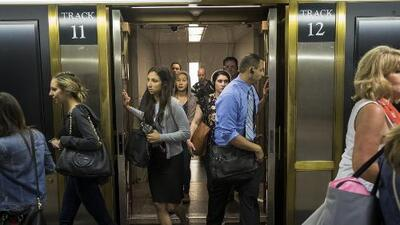 Supuesto anuncio de un conductor de la New Jersey Transit sobre redadas de ICE causa confusión