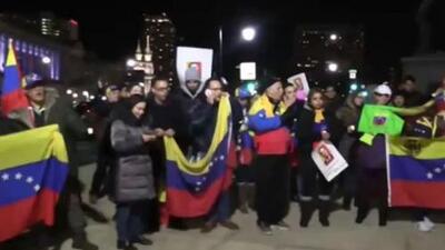 Comunidades venezolanas de Filadelfia mostraron su apoyo a Juan Guaidó