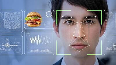 Restaurante de hamburguesas sugiere tu plato por reconocimiento facial