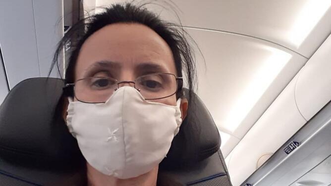 La activista cubana Omara Ruiz Urquiola viaja a EEUU para recibir tratamiento médico