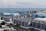 This picture taken on February 3, 2020 shows storage tanks for contaminated water at the Tokyo Electric Power Company's (TEPCO) Fukushima Daiichi nuclear power plant in Okuma, Fukushima prefecture. - Nine years after the disaster at the Fukushima Daiichi nuclear plant sparked by a devastating tsunami, clean-up and decommissioning continues at the crippled facility. (Photo by Kazuhiro NOGI / AFP) (Photo by KAZUHIRO NOGI/AFP via Getty Images)