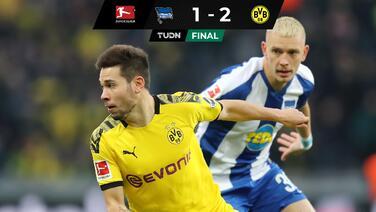 Klinsmann debuta con derrota ante el Dortmund