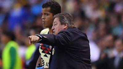 """Herrera y la ausencia de Gio: """"Si lo pongo lo voy a reventar"""""""