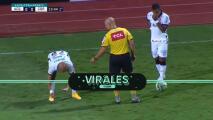 Jugador venezolano pierde cuatro dientes