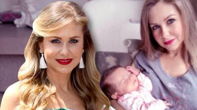 Este es el problema al que se enfrentó Ingrid Martz tras el nacimiento de su bebé