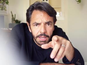 La doble personalidad de Eugenio Derbez
